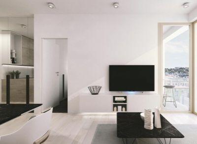 Nadštandardný 2-izbový byt s parkovacím miestom na Vajnorskej ulici