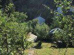 Rekreačný pozemok 511m2, ul. Sliačska, výhľad na les