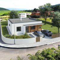 Rodinný dom, Selec, 91 m², Novostavba