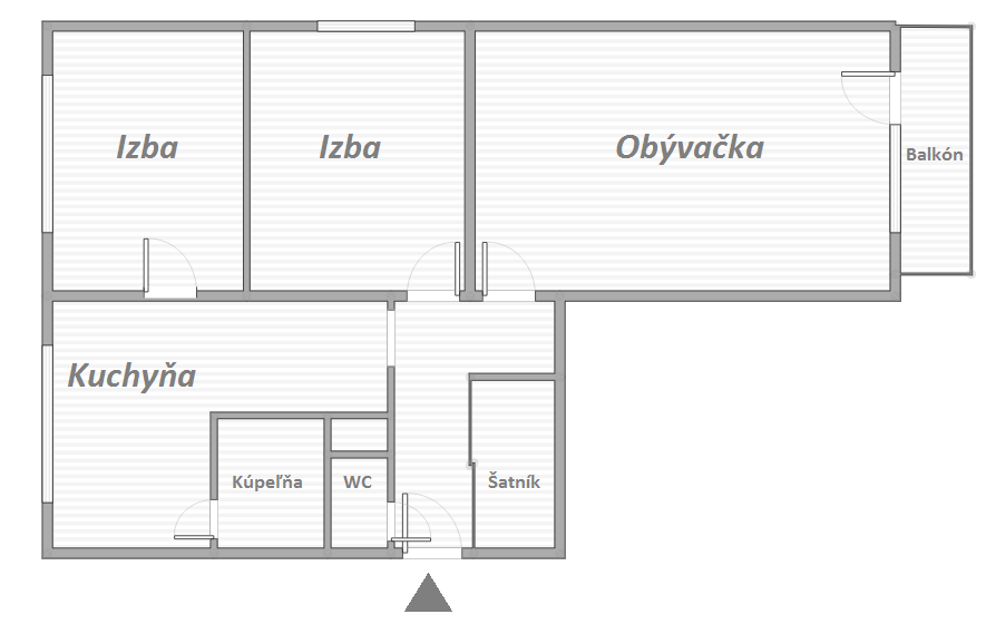Iný-Predaj-Bratislava - mestská časť Petržalka-165000.00 €