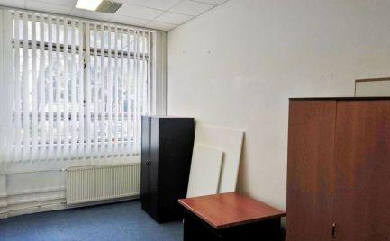 Na prenájom kancelárske priestory od 17,1 m2 na ul. K Železnej studienke.