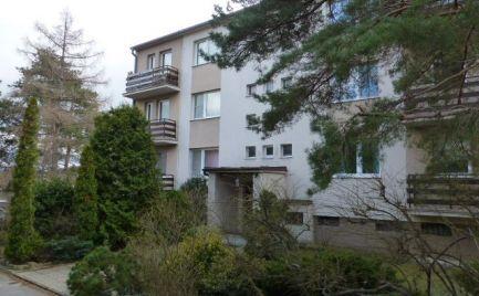 4i byt v nízko-podlažnom dome, s dvomi balkónmi, dvomi pivnicami, parkovacím miestom a s vlastným dvorom plným zelene.