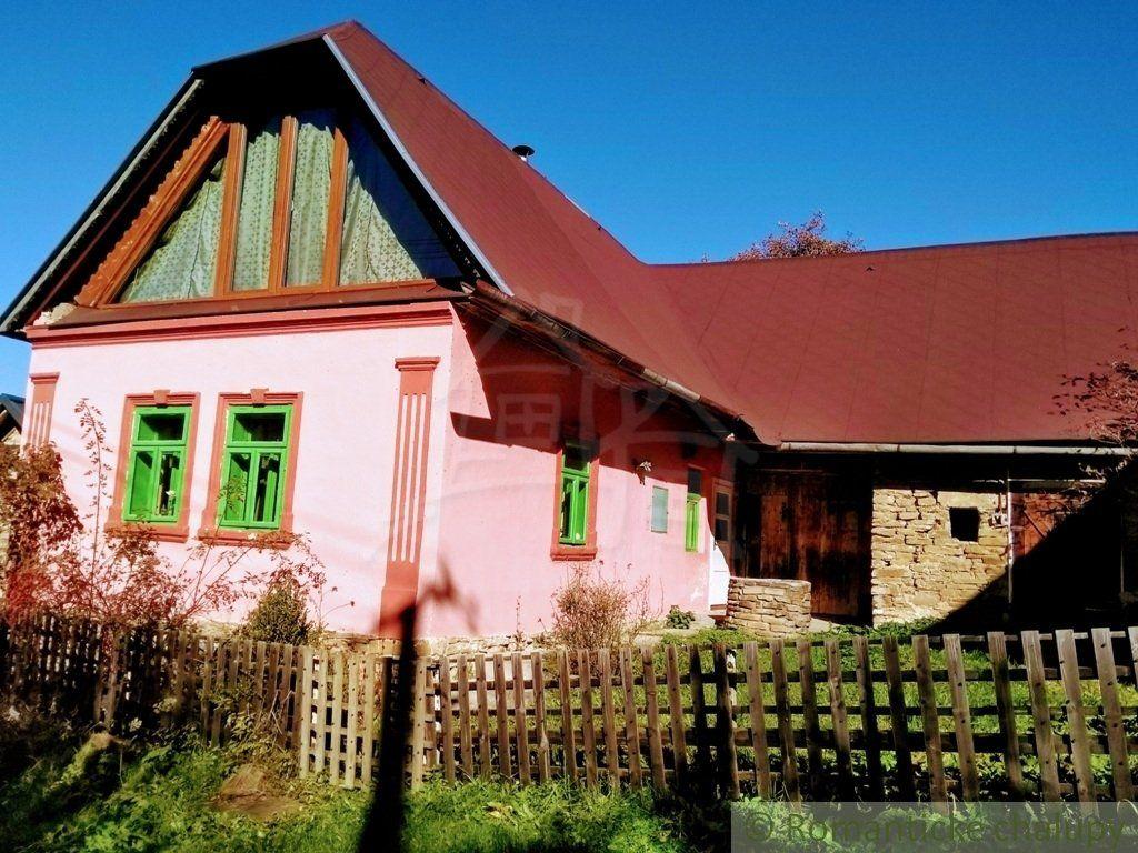 Chalupa-Predaj-Brutovce-74 900 €
