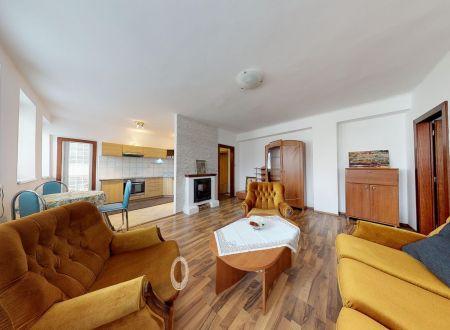 Priestranný 2 izb. byt /CENTRUM, 59 m2/ Piešťany