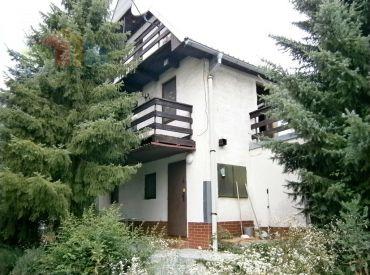 Priestranná rekreačná chata, jazero Striebornica - Moravany nad Váhom