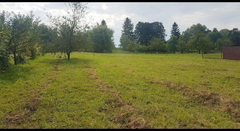 Vysporiadaný stavebný pozemok 3263 m2 na predaj - Kapušany, 5 km od Prešov