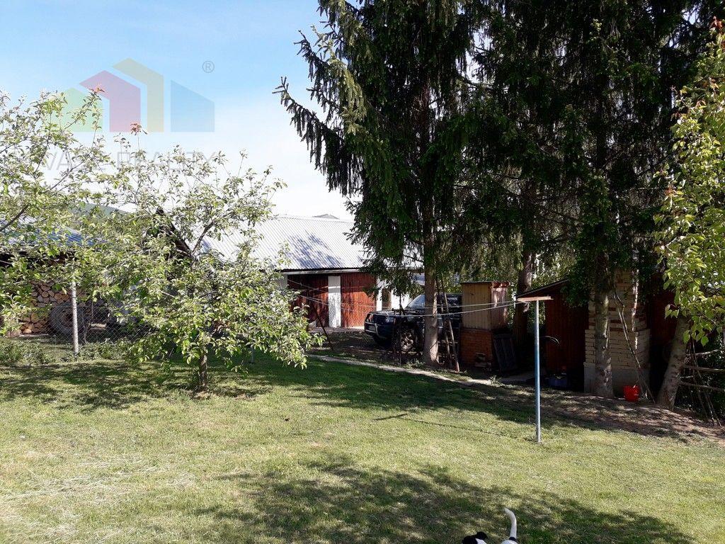 Novostavba + druhý rodinný dom na pozemku 4480m2 - Podolie