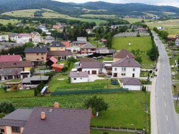 Stavebné pozemky v obci Osikov
