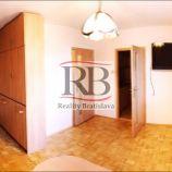 Na prenájom 1 izbový byt na ulici Staré záhrady, časť Prievoz, BAII