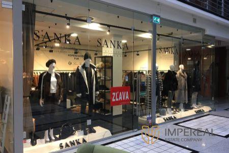 IMPEREAL - Prenájom - obchodný priestor  52,2 m2 , Laurinska ul., Bratislava 1
