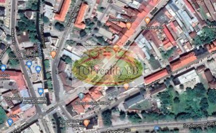 T0P PONUKA!!  tehlový byt 3+kk, 99 m2, s lodžiou, NOVOSTAVBA - centrum, B. Bystrica - pre náročného klienta - Cena 245  000€