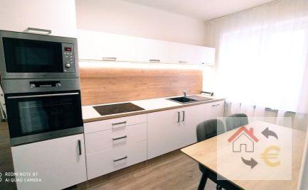 PRENAJATÉ do 1.9.2021 - Manažérsky 3 izbový business byt, kompletne zariadený pre náročných