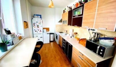 Exkluzívne APEX reality 2i. byt s balkónom po komplet rekonštrukcii na Hlohovej ul., 60 m2