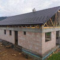 Rodinný dom, Kunerad, 125 m², Vo výstavbe