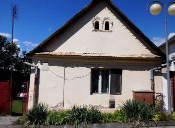 Menší rodinný dom Lučenec - Opatová
