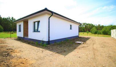 4 izbová novostavba v ŠTANDARDE -  STUDIENKA - domček pripravený na odovzdanie