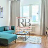 Nádherný 2-izbový byt v samom srdci Bratislavy na Záhradníckej ulici