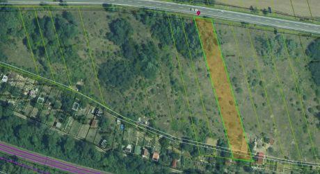 Investičný stavebný pozemok -2262m2- Vápenica 2 v DNV