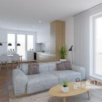 2 izbový byt, Bánovce nad Bebravou, 48 m², Novostavba