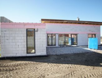 Novostavavba 4 izbového rodinného domu na predaj, Blatnica, okres Martin