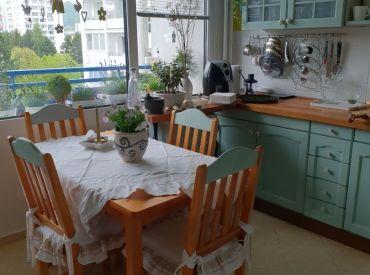 Krásný byt na Spojovej ulici 82 m2-Rezervovaný