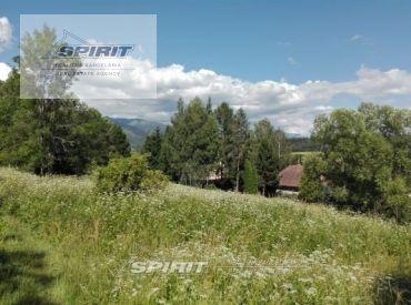 Rozľahlý pozemok o výmere 22 889 m2 - obec Jakubovany, Liptovský Mikuláš