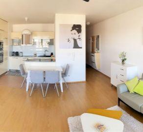 3 izbový byt s loggiou, novostavba, Ružinov, ul. Kaštielska, kompletne zariadený