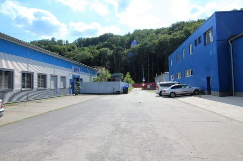 Výrobná hala v Považskej Bystrici