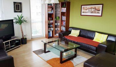 NA PRENÁJOM: Priestranný 3-izbový byt 83m2 so samostatným šatníkom a veľkým balkónom v Dunajskej Lužnej