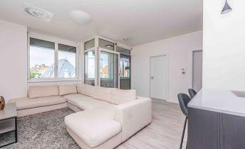 2-izbový zariadený luxusný byt novostavba Bezručova s možnosťou parkovania