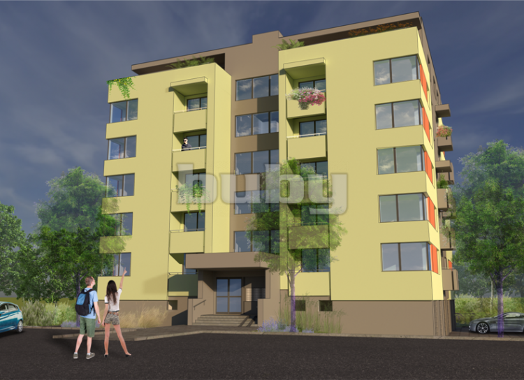Bytový dom MAXIM, nové byty Martin - Podháj