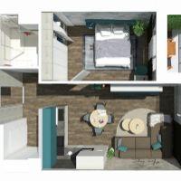 2 izbový byt, Zvolen, 69 m², Novostavba