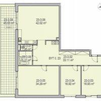4 izbový byt, Zvolen, 201 m², Novostavba
