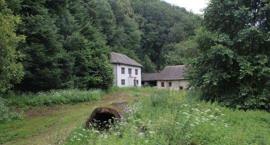 Predám dom na kraji dedinky Krná,okres Poltár