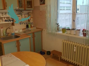 NOVÉ BÝVANIE RK ponúka 3 izbový byt v Brezne