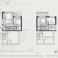 4 izbový byt, Prešov, 119 m², Novostavba