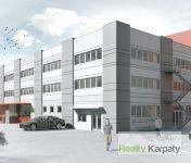 Na prenájom logisticko-obchodné priestory do 5000m2 +administratíva, parkovanie, TOP lokalita Bratislava-2