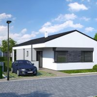 Rodinný dom, Kostolište, 97 m², Novostavba