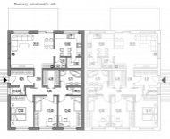 REZERVOVANE_Predaj staveb.pozemku 989m2 pre výst. dvojdomu so stavebným povolením