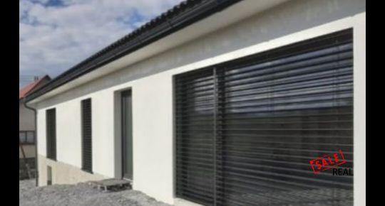Novostavba rodinného domu Zubrohlava