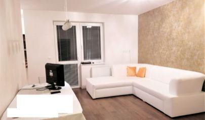 Predaj - Slnečný  4 izbový byt s terasou, loggiou, parkovacím státím  v Rajke - Maďarsko. TOP PONUKA!