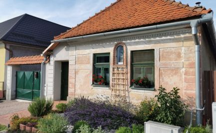 Zrekonštruovaný vidiecky rodinný dom v Žitavanoch CH002-12-TER