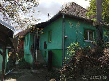 PÍLA - chalupa na POLOSAMOTE v okrese LUČENEC