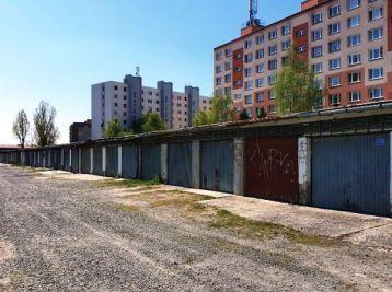 ČERVENÁ ARMÁDA -  garáž, 21 m2 - IHNEĎ VOĽNÁ