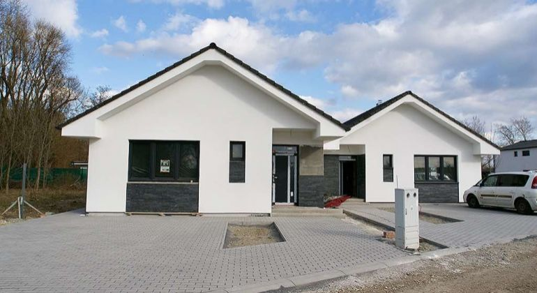 Nový 4-izbový rekreačný dom pred kolaudáciou - Hamuliakovo