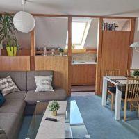 2 izbový byt, Vysoké Tatry, 60 m², Čiastočná rekonštrukcia