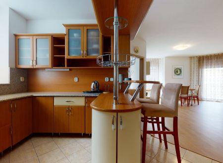 Zariadený 2 izb byt / CENTRUM / Piešťany