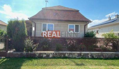 Realfinn - predaj rodinný dom Šurany