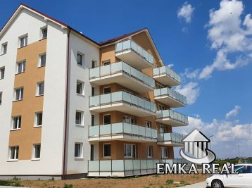Nová výstavba - bytový dom D6, Muškát, Priestranné 1-izb. byty s nadštandardným balkónom o výmere 16,2 m2, resp.9,8