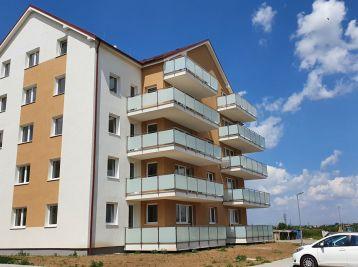 Nová výstavba - bytový dom D6, Muškát Priestranný 3-izb. byt s balkónom a pivnicou